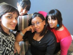 Miss these ladies